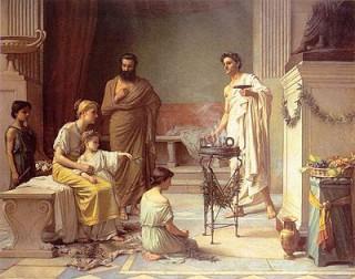 El arte de la curación en Grecia Antigua