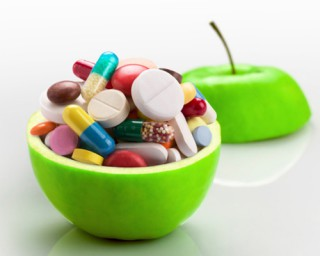 Complementos alimenticios y salud corporal