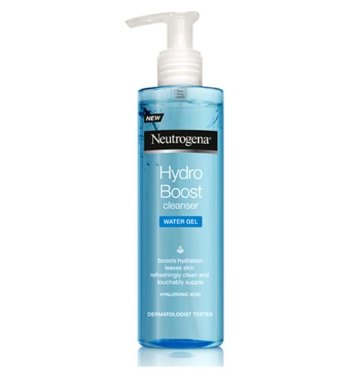 neutrogena hydro boots gel de agua.200 ml