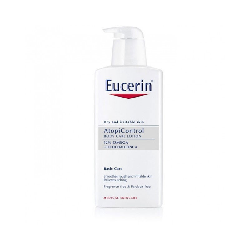 eucerin atopic lotion 400 ml