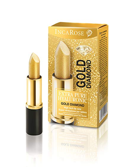 incarose gold diamond labial hyaluronic