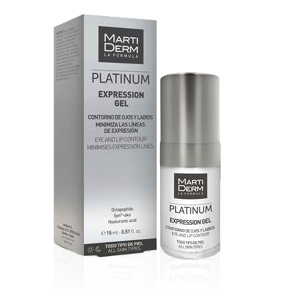 martiderm platinum expression gel15 ml.
