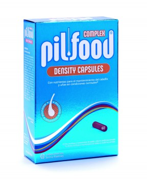 Pilfood Complex Density 60 capsulas