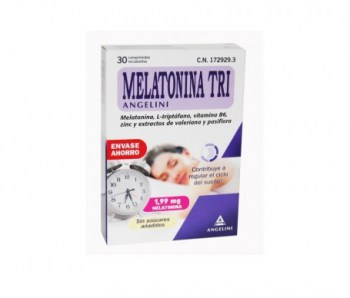 melatonina tri:farmatopventas